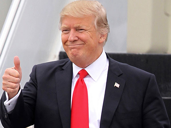 Ternyata Ini Alasan Presiden Donald Trump Jadi Pecinta Junk Food!
