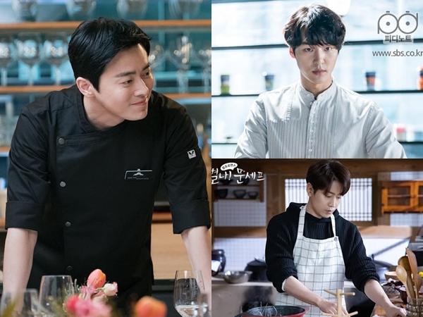 5 Aktor Korea yang Pernah Dapat Peran Sebagai Koki