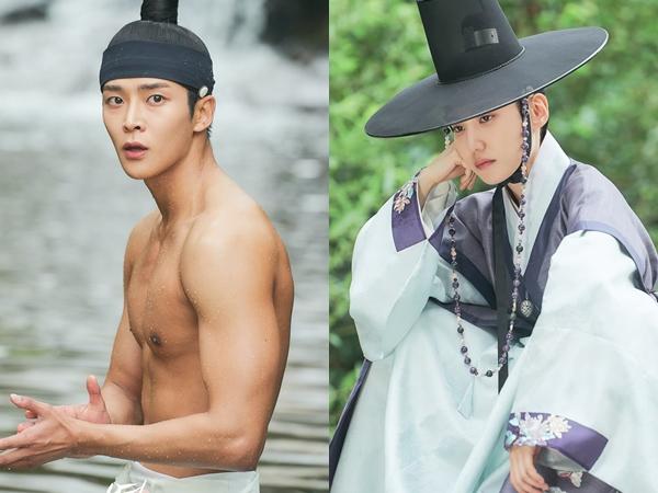Rowoon SF9 Tampil Topless di Episode Terbaru Drama 'The King's Affection'