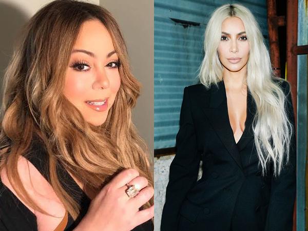 Mariah Carey dan Kim Kardashian Alami Perampokan!