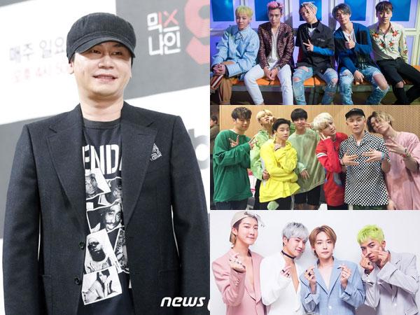 Kejutan Hingga Pesta, Cara Artis YG Entertainment Rayakan Ulang Tahun Yang Hyun Suk