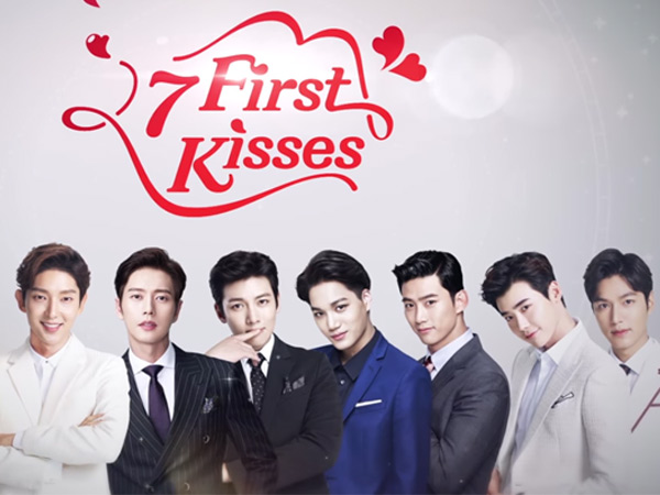 Intip Video Teaser Web Drama 'First Kiss for the Seventh Time' yang Pasti Bikin Histeris!