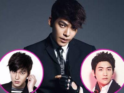 Kim Woo Bin Komentari Gaya Hyungsik ZE:A & Lee Min Ho Saat Syuting