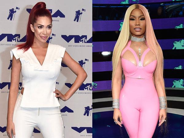 7 Selebriti Berbusana Terburuk di Red Carpet 'MTV Video Music Awards 2017'