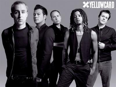 "Yellowcard Rilis Ulang Album ""Ocean Avenue"""