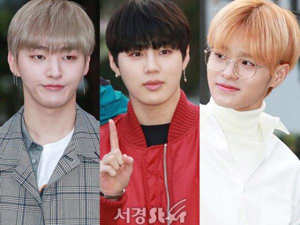 Tiga Member Boy Group Wanna One Siap Unjuk Bakat Jadi Pelawak di 'Gag Concert'