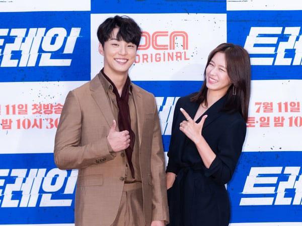 Yoon Shi Yoon dan Kyung Soo Jin Ungkap Alasan Bintangi Drama 'Train' dan Kesan Kerja Bareng