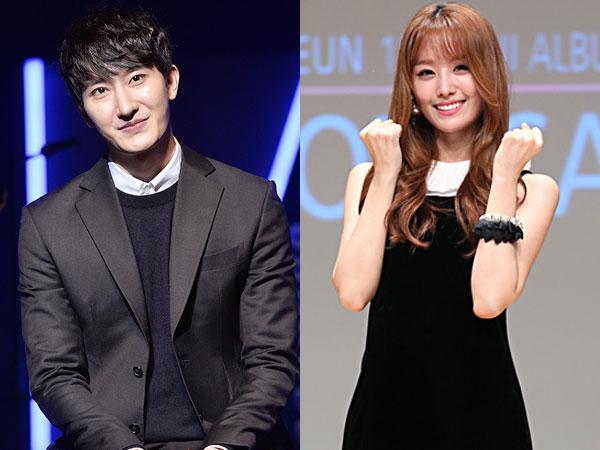 Wah, Zhoumi Super Junior-M Ajak Song Ji Eun Secret Untuk 'We Got Married'!