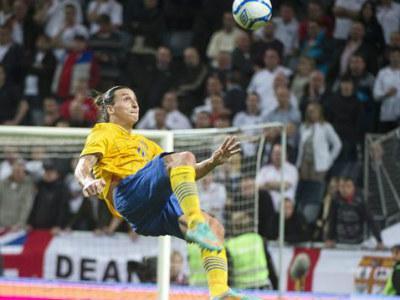 Ini Dia Gol Terbaik di Dunia Tahun 2013 versi Puskas Awards oleh Ibrahimovic!