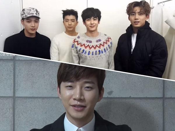 2PM Berikan Video Kejutan untuk Dukung Junho di Drama Pertamanya!