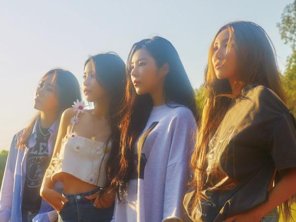 Mini Album Baru MAMAMOO Puncaki iTunes Puluhan Negara