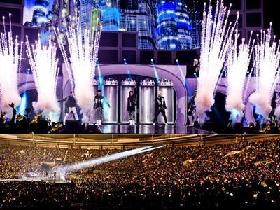 Berapakah Penghasilan Big Bang Selama Rangkaian World Tour Mereka?