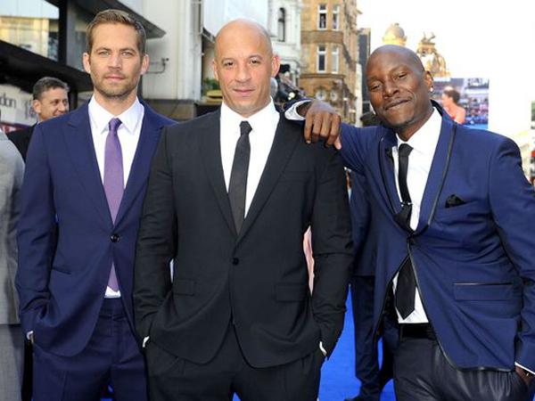 Dua Tahun Kepergian Paul Walker, Vin Diesel dan Tyrese Gibson Masih Dirundung Kesedihan