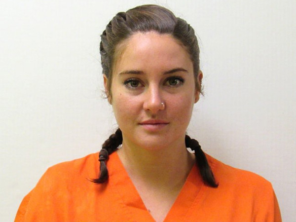 Ditangkap Polisi, Aksi Protes Shailene Woodley 'Divergent' Didukung Sederet Selebriti!