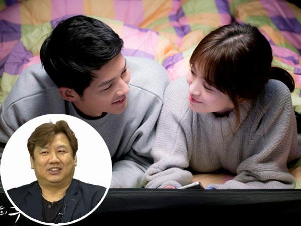 Staf Produksi 'Descendants of the Sun' Berikan Komentar Terkait Rumor Pacaran Dua Bintang Utamanya