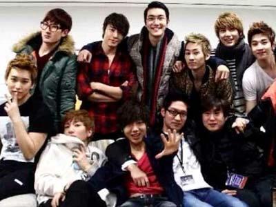 Super Junior Rayakan Ultah Ketujuh dengan Pamer Foto