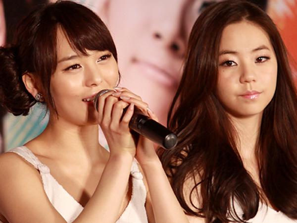 Sunye dan Sohee Resmi Tinggalkan Wonder Girls