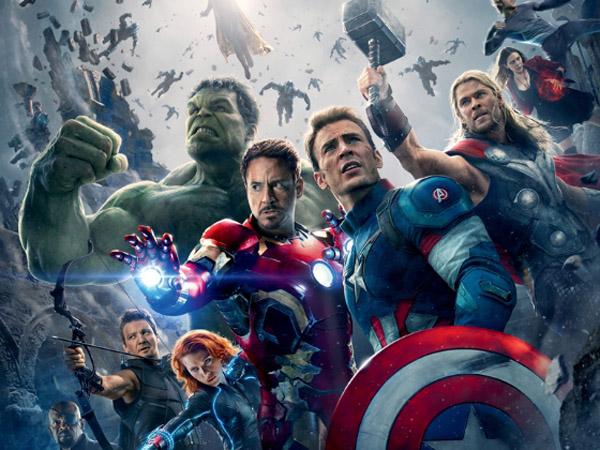 Siapa Sosok Misterius Di Poster Terbaru 'The Avengers: Age Of Ultron'?