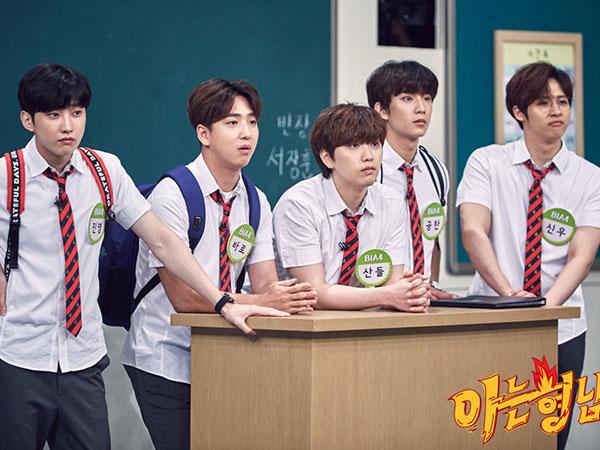 B1A4 Ungkap Cerita Horor yang Sering Dialami di Ruang Tunggu Program Musik Korea