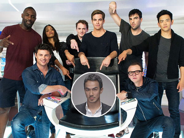 Peran Belum Bocor,Joe Taslim Curi Start Pamer Trailer Perdana 'Star Trek Beyond' Subtitle Indonesia!