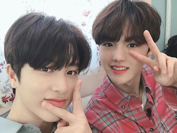 Doyoung dan So Junghwan TREASURE Sembuh dari COVID-19