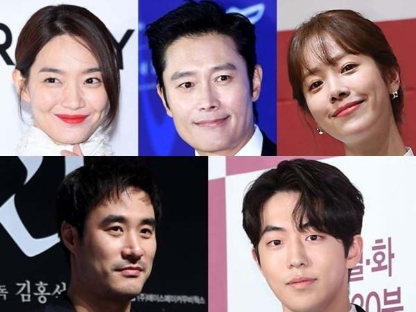 Bertabur Bintang, Lee Byung Hun Hingga Nam Joo Hyuk Dikonfirmasi Bintangi Drama 'HERE'