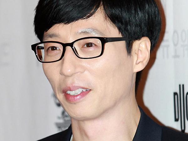 Yoo Jae Suk Kembali Lakukan Donasi Senilai Lebih dari 500 Juta!