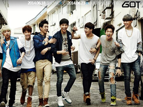 Tampannya Para Member GOT7 dalam Teaser Grup Jelang Comebacknya