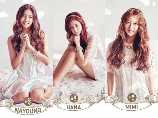 Agensi VIXX Rilis Teaser Resmi untuk Tiga Member Pertama Girl Group Barunya