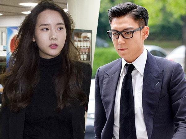 Han Seo Hee Ucapkan Kalimat Menjurus Pelecehan Seksual ke T.O.P Big Bang