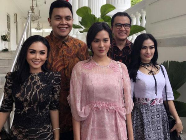 Peringati Hari Musik Nasional, Para Musisi Diundang dan Dijamu Presiden Jokowi di Istana Negara