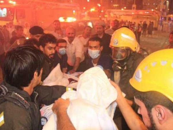 1.028 Orang Dievakuasi, Hotel Di Mekkah Kebakaran Karena Kelalaian Calon Jamaah Haji Asal Indonesia