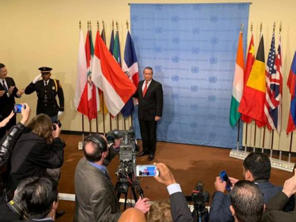 Tengok Lagi Empat Misi Utama Indonesia Setelah Resmi Jadi Anggota Tidak Tetap DK PBB