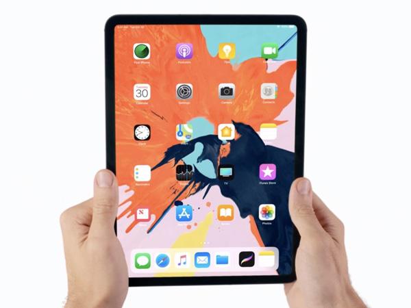 Apple Resmi Luncurkan iPad Pro Tanpa Tombol Home, Intip Spesifikasi Lengkapnya