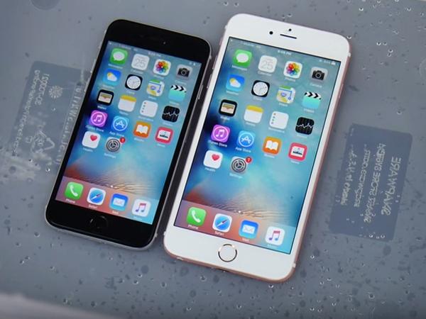 Apakah Benar iPhone 6S dan iPhone 6S Plus Anti Air?