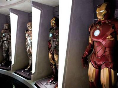 Iron Man 3 Tampilkan Efek Khusus