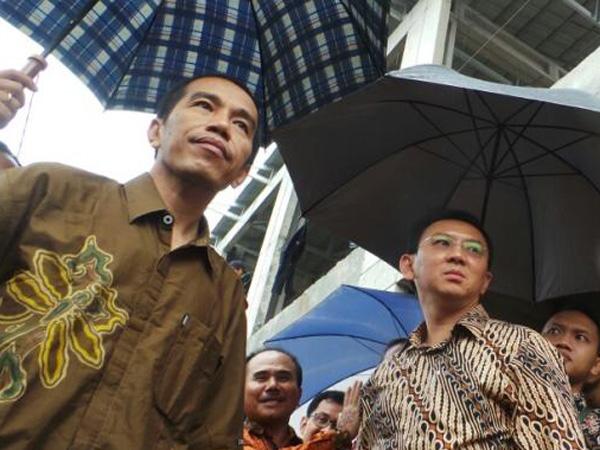 Jokowi-Ahok Reunian Di Blusukan Hari Ini