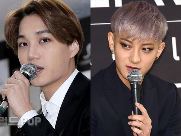 Pasca Jatuh dan Cedera Saat Konser, Kai dan Tao EXO Pastikan Baik-baik saja