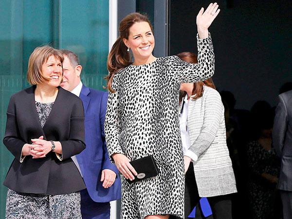 Sibuk Urus Pangeran George Buat Kate Middleton Lupa Kalau Dirinya Sedang Hamil?