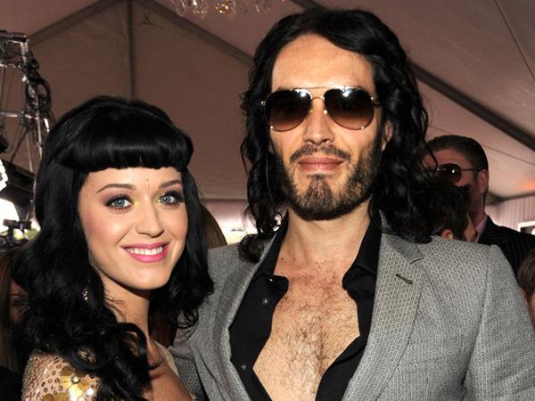 Katy Perry akan Buat Lagu Tentang Russell Brand di Album Barunya