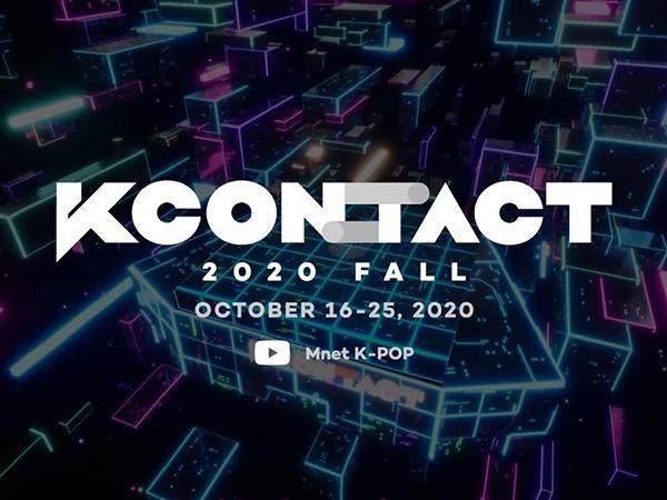 Konser Online KCONTACT 2020 Kembali Digelar Selama 10 Hari