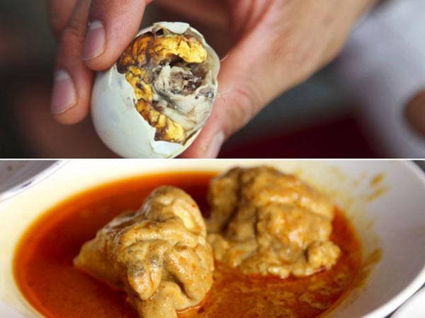 Inilah 5 Kuliner Ekstrim Khas Asia Tenggara Berani