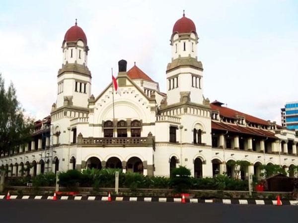 Lawang Sewu, Ikon Wisata Sejarah Semarang yang Tak Pernah 'Layu'