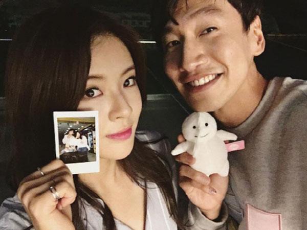 Lee Kwang Soo Buka-bukaan Soal Hubungannya dengan Lee Sun Bin, Sudah Siap Menikah?