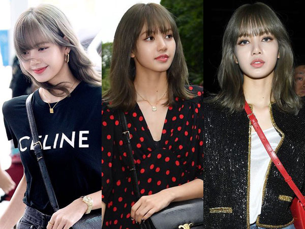 Penampilan 'Goddess of Celine' Lisa BLACKPINK Selama di Paris, Super Modis!
