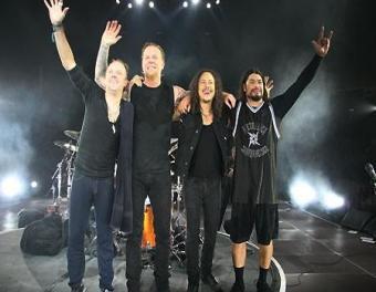 Hibur Fans, Metallica Gelar Konser Ultah Ke-30