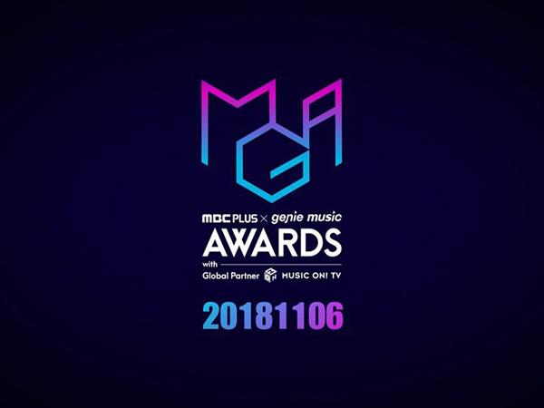 Ada 4 Daesang, Ini Detail Penghargaan di MBC Plus X Genie Music Awards 2018