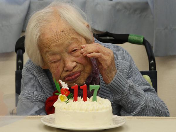 Manusia Tertua di Dunia Misao Okawa Meninggal Dunia di Usia 117 Tahun