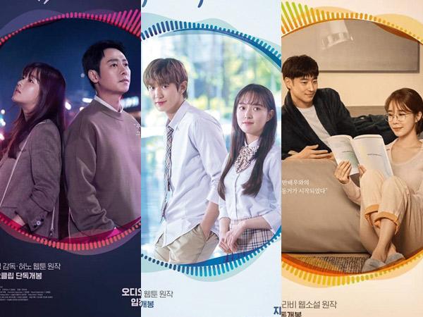 Tiga Film Audio Pertama Korea yang Dirilis Naver Audioclip, Sudah Dengar?