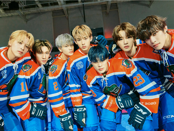 NCT U Jadi Pemain Hockey Untuk Konsep '90's Love'